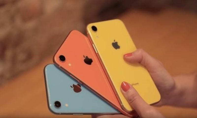 科技早闻:iPhone XR需求低迷;中国汽车销量下滑