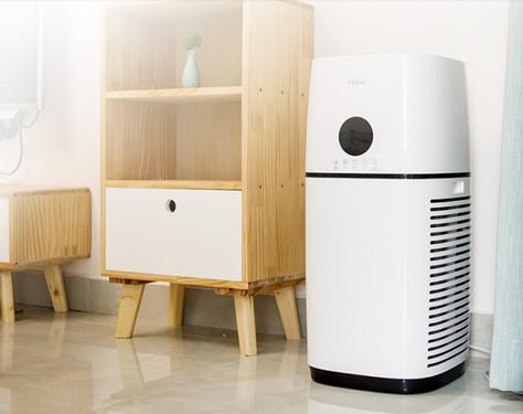 零微科技定制好空气 海尔KJ500F-EAA空气净化器不怕雾霾
