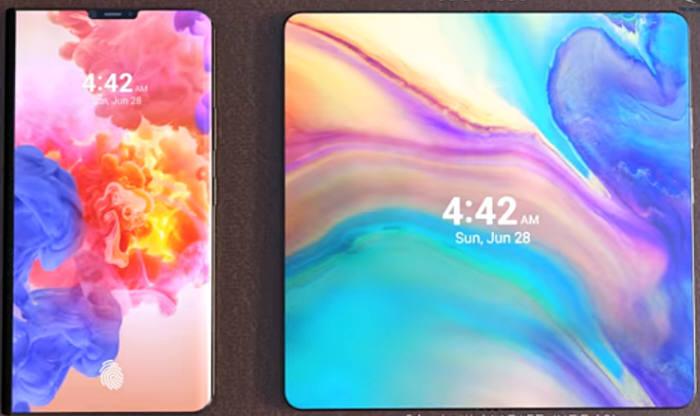 科技早闻:华为展示可折叠手机成品;苹果削减新品订单