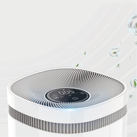除甲醛海尔除醛净化器是认真的 零微科技关注人类安全呼吸
