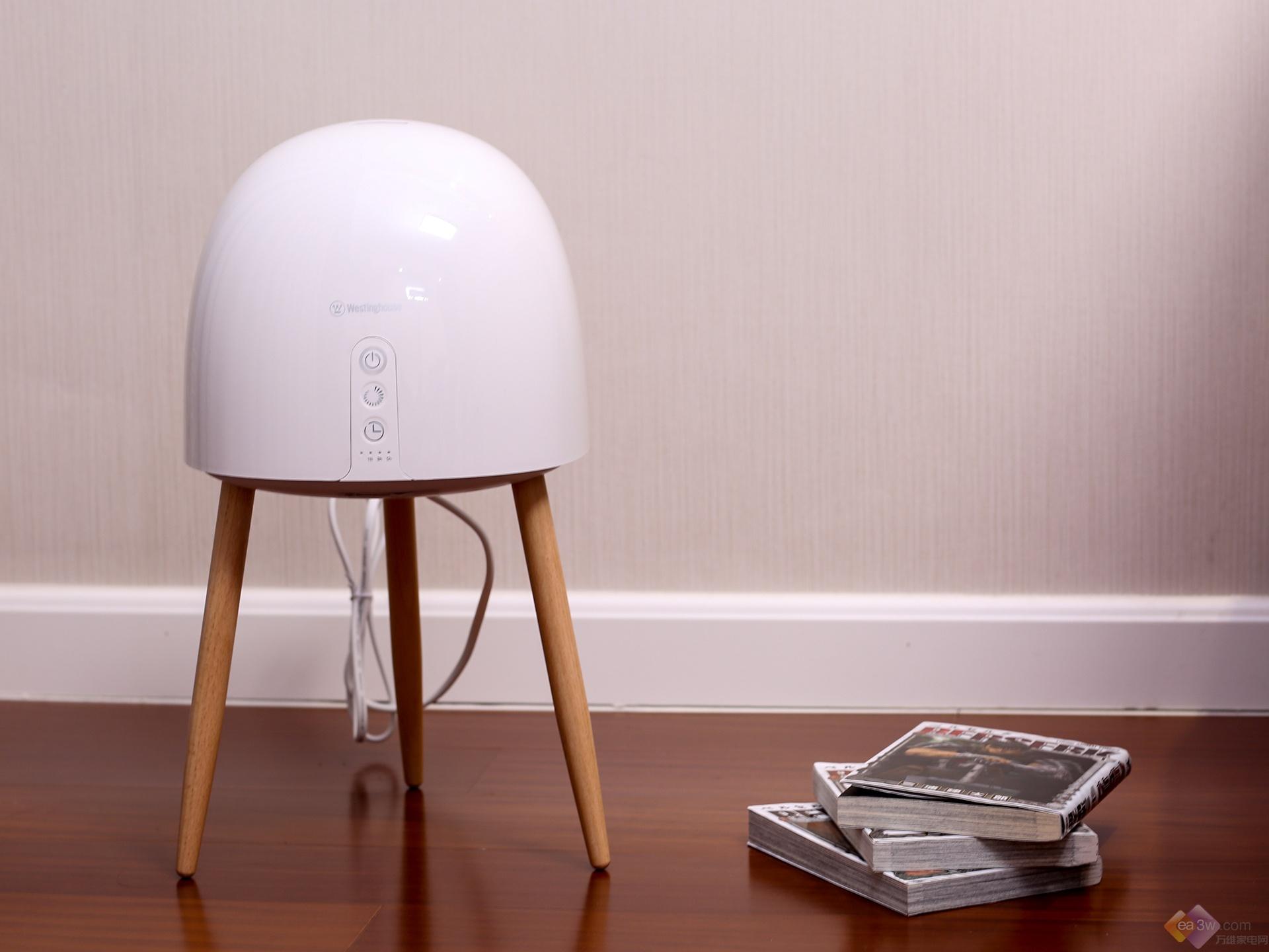好看的设计可百搭,西屋加湿器WHT-2560L图赏