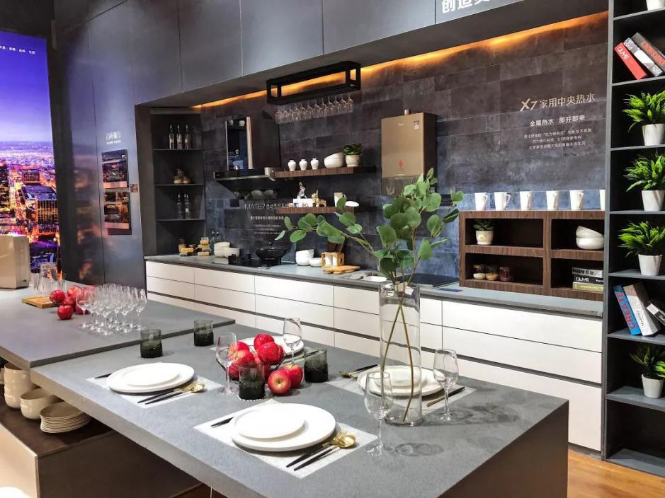 万家乐新品质厨卫亮相中国工业设计展