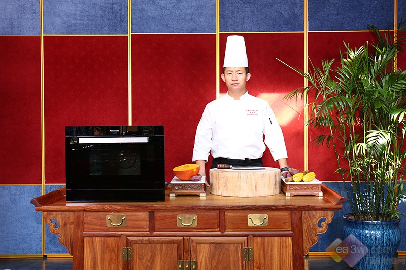 如何吃得更营养科学?总厨强烈推荐这款松下旗舰级高温蒸烤箱