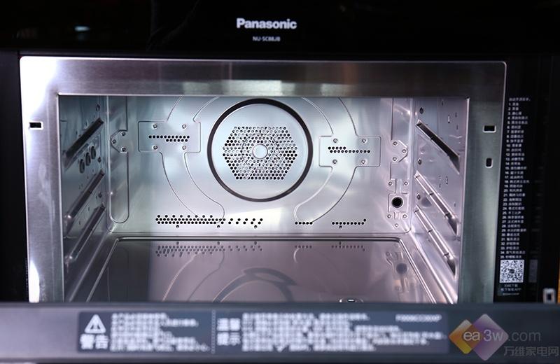 """让名厨爱不释手的""""神器"""":松下全新蒸烤箱150℃高温蒸出海鲜更多营养"""