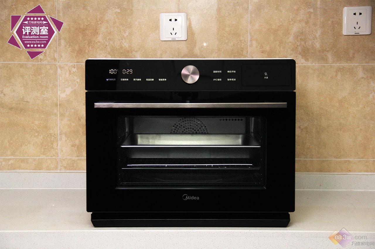 让生活过得更有质感,美的S5-L300E蒸烤一体机评测