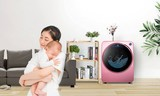 """为宝宝健康护航 格兰仕迷你滚筒洗衣机有什么""""撒手锏""""?"""