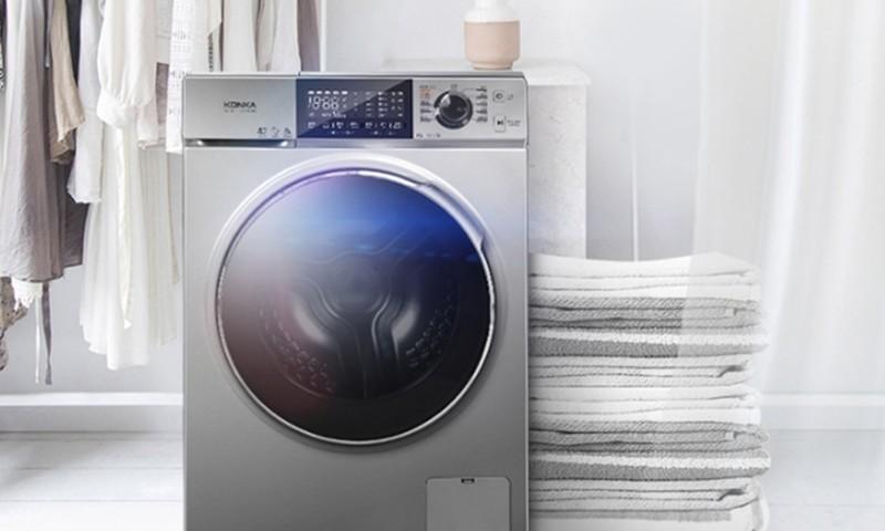 """高品质的生活方式,怎么少得了康佳""""玉玺""""洗衣机的全方位呵护"""