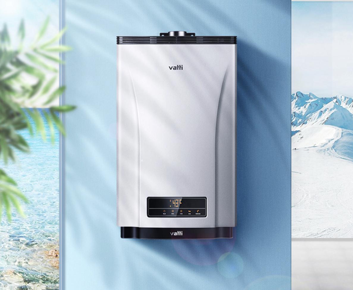漂亮得不像实力派:华帝电商超级爆款热水器推荐