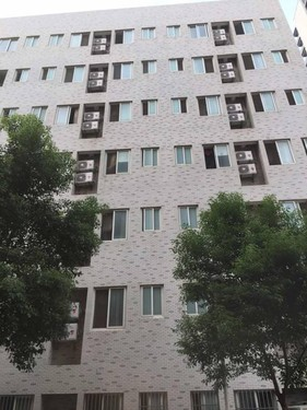 """9栋楼1300余台在武汉筑起""""海尔空调墙"""""""
