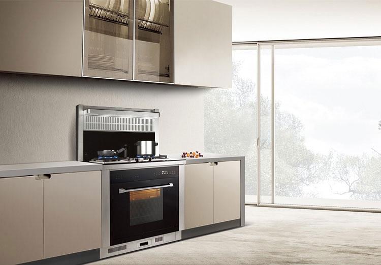 有了这些时尚厨电,打造无烟新厨房就更轻松了