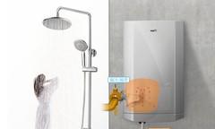 拒绝浴前等待,华帝热水器用零冷水告诉你什么叫即开即热
