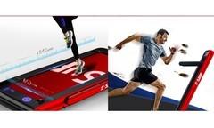 限量版E5跑步机燃动上市!实力品牌伊尚与街头潮牌supreme的精彩碰撞