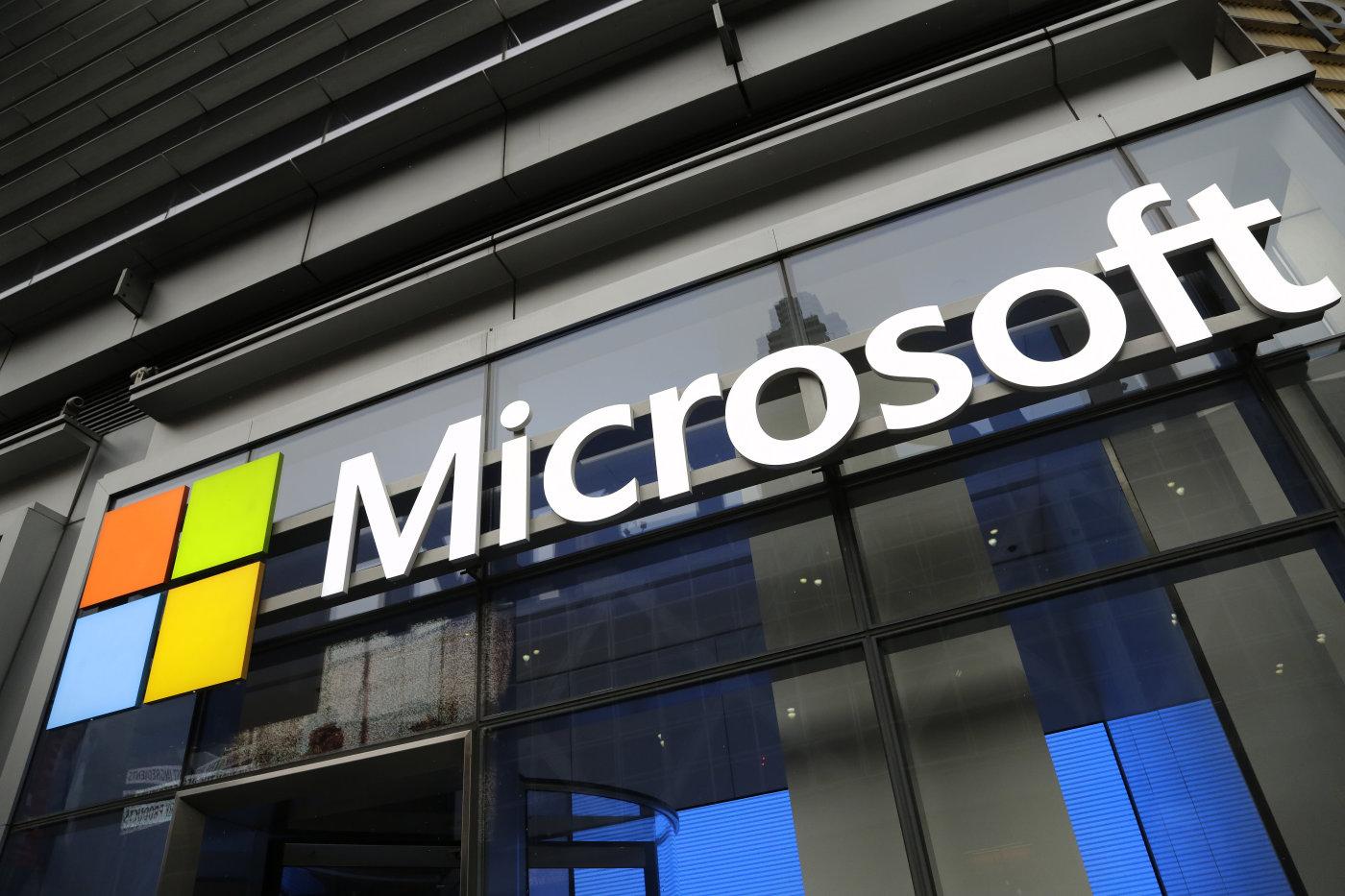 科技早闻:微软16年之后稳居全球市值第一;北京一手住宅网签量料创历史新低