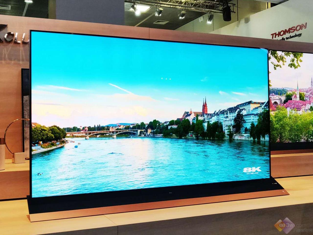 即将开始的2019 CES展会,哪些电视会吸人眼球?