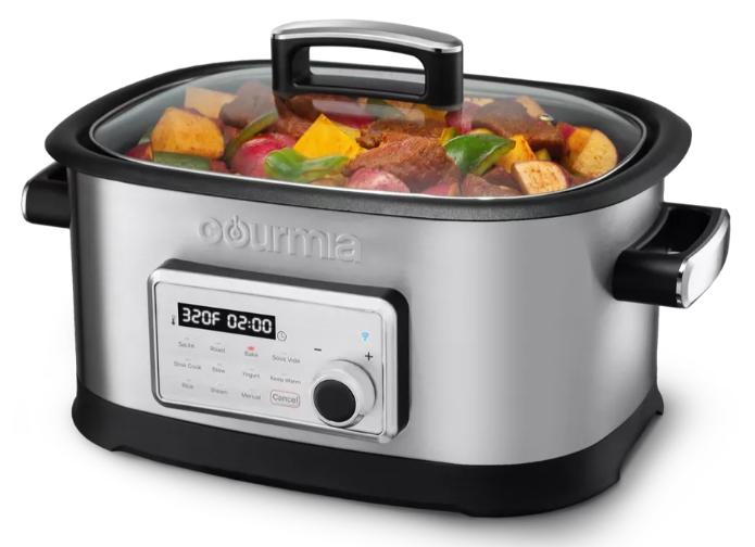 CES 2019:这款能炒又能煮饭的厨电神器,可用语音控制