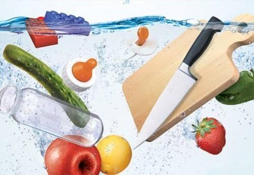 清洗水果蔬菜上的农残物,果蔬机有用吗?