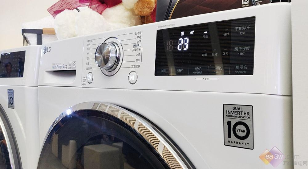 探秘科学干衣的秘密,LG臻韵·干衣机震撼上市