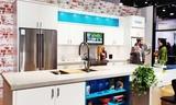 海尔馨厨冰箱CES展动态食材识别科技:更大、更快、更准