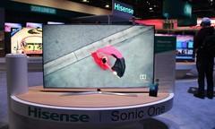 29.5毫米!海信2019 CES推出最薄电视一体机