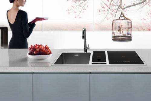 拥有方知其味,方太水槽洗碗机带来不一样的厨房生活