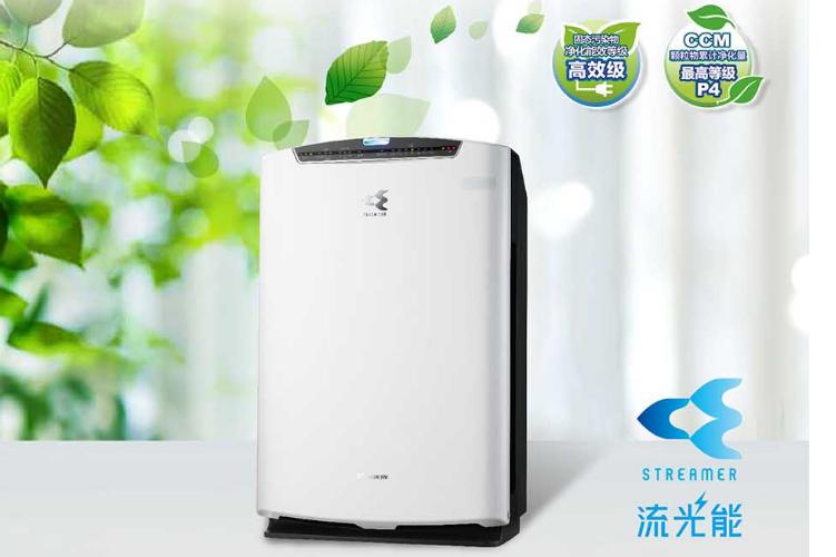告别感冒高发季 空气净化器给你带来健康保护