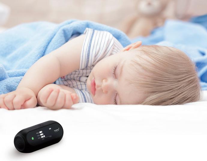 守护孩子呼吸健康,袖珍空气质量检测仪你想了解一下吗?