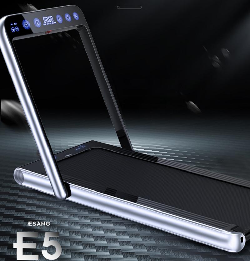 伊尚跑步机E5优质领跑,减肥减压一机搞定