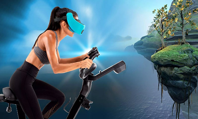 VR健身自行车,你想了解一下吗?
