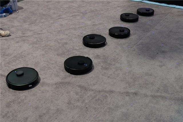 CES展惊现扫地机器人黑科技,科语小黑匣成业内标杆