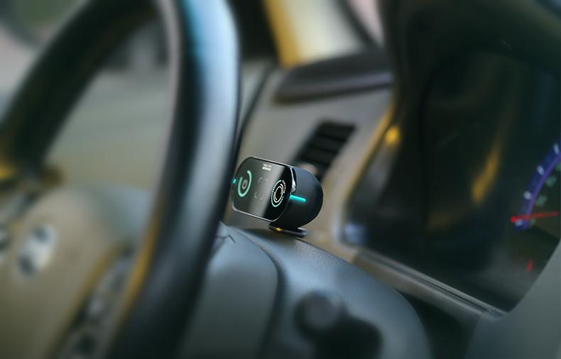 创意酷品:iPeeler防睡猫,拯救开车打瞌睡的你