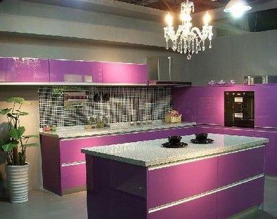 整体厨房效果图 2010年就要这样装修—万维家电网