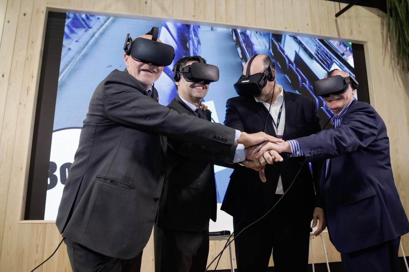 巴萨携手西班牙电信公司,将诺坎普打造为欧洲首个覆盖5G网络的球场