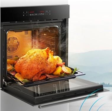每个吃货的厨房里,都应该有一款老板电器烤箱R075