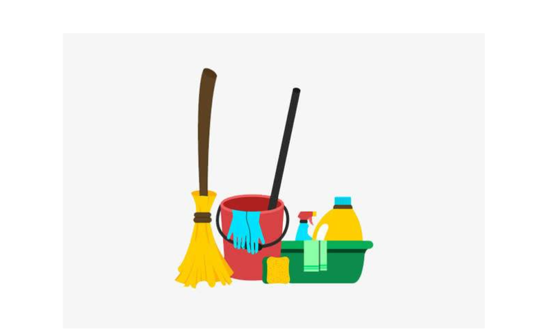 扫地机器人很忙,春季家装必选单品