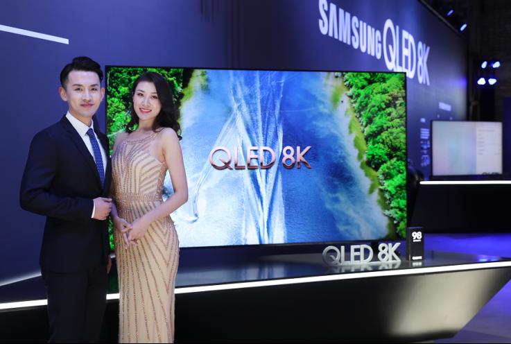 置身所见 浸在真实,三星QLED 8K电视国内震撼首发