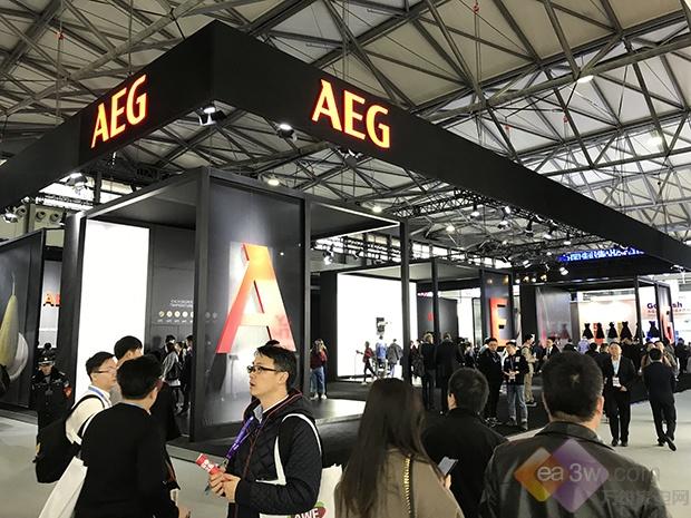 "聚焦AWE2019:AEG带来""Less is More""全新演绎"