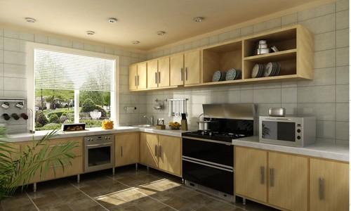 森歌集成灶为你营造一个无油烟的开放式厨房