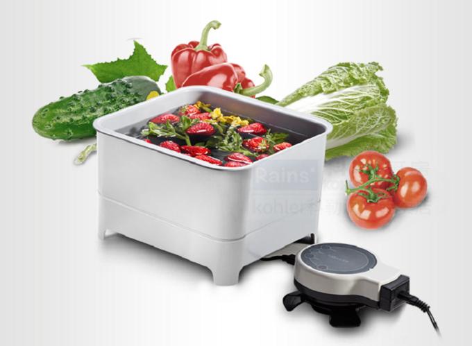 果蔬机有用吗?深度清洗消除食物安全隐患