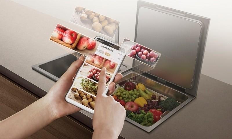 方太发布全新水槽洗碗机Q8,为中国家庭智能厨房而生