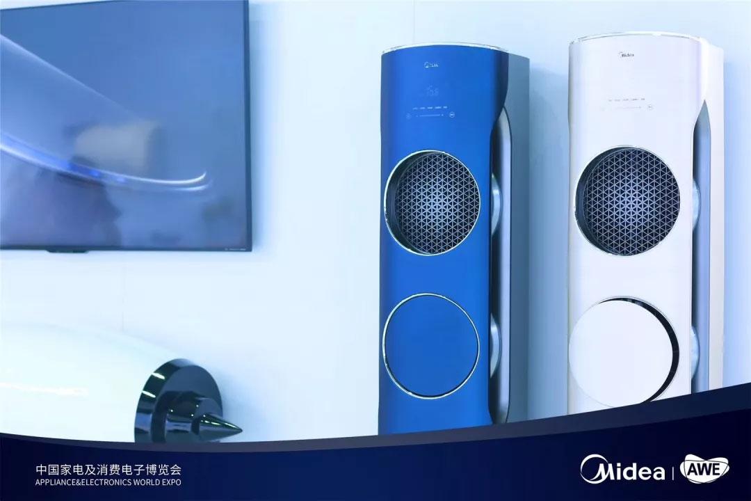 2019AWE | 美的空调超硬核新品、无风感技术、超萌IP惊艳亮相!