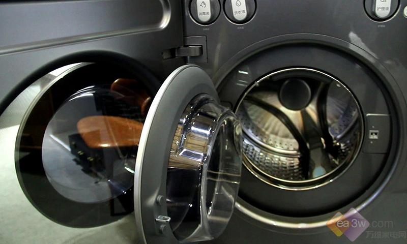 AWE2019:TCL冰洗用了多少黑科技,才打造出了X10冰箱洗衣机?