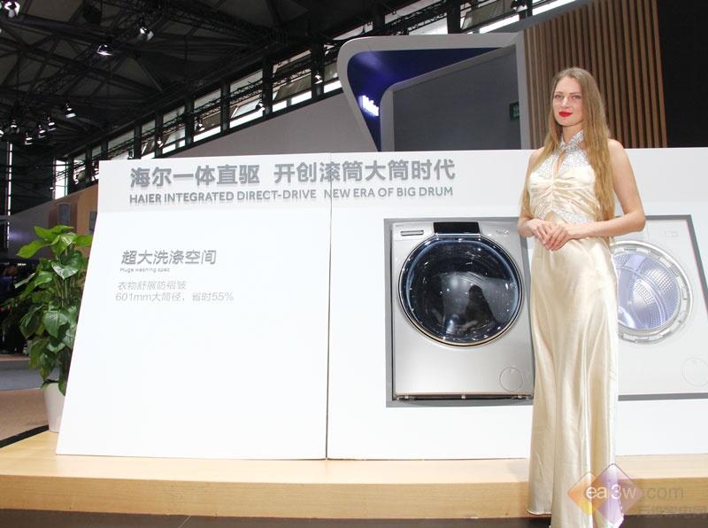 """探寻海尔洗衣黑科技,""""无尘""""、""""纤生""""各有所长"""