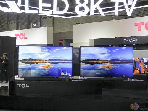 AWE2019:TCL全场景AI曲面电视C3亮相,玩转AI黑科技