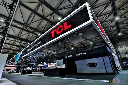5G割草黑科技AI开撩IoT TCL多款物联网智能产品亮相AWE2019