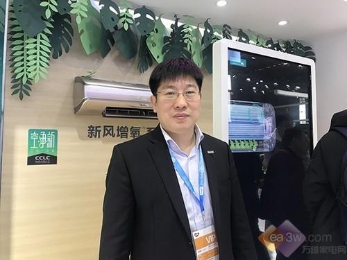 专访海信王云利:5g当道AI加持,海信将打造你专属的智能家电生态圈
