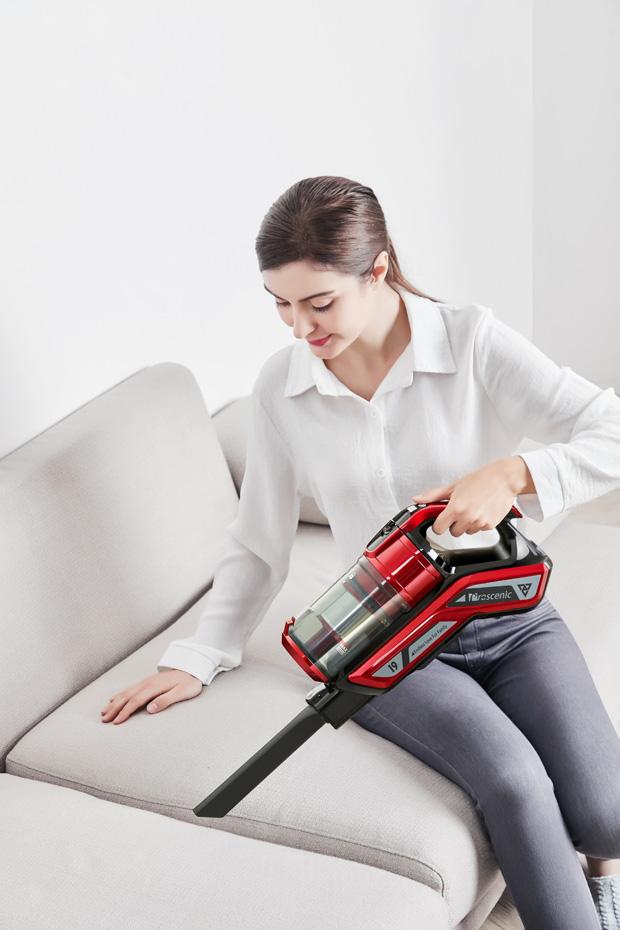 扫尘利器,浦桑尼克I9手持吸尘器帮你轻松解决清扫难题