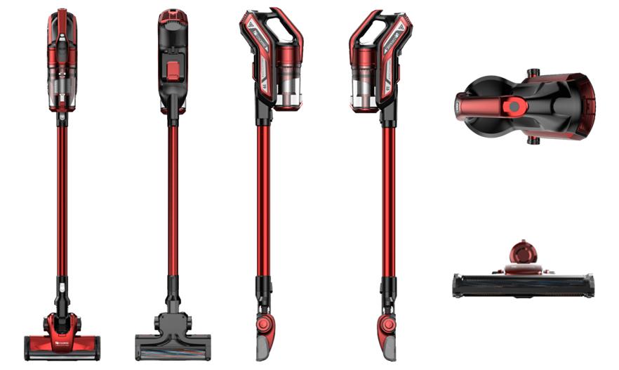 浦桑尼克手持吸尘器I9新品上市,多项创新成就性价比之王