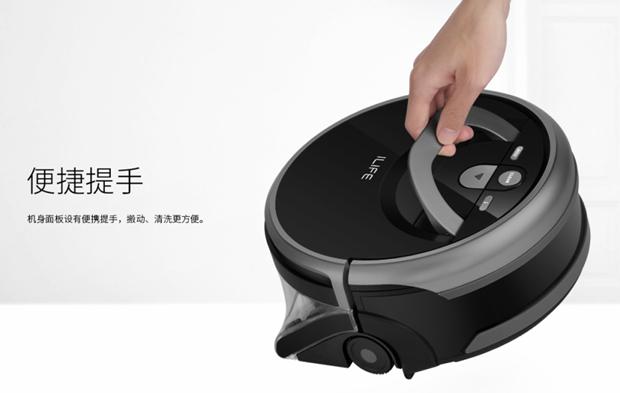 污渍就要用水洗,ILIFE智意W400洗地机器人引发行业革命