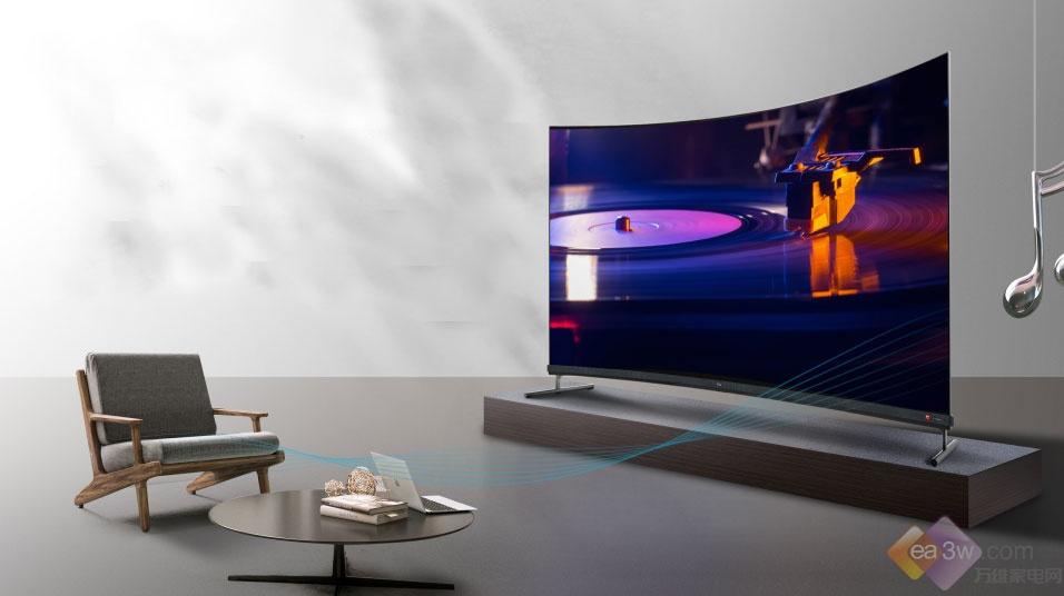 为什么说,TCL C3曲面全面屏电视是新中产生活方式的体现?