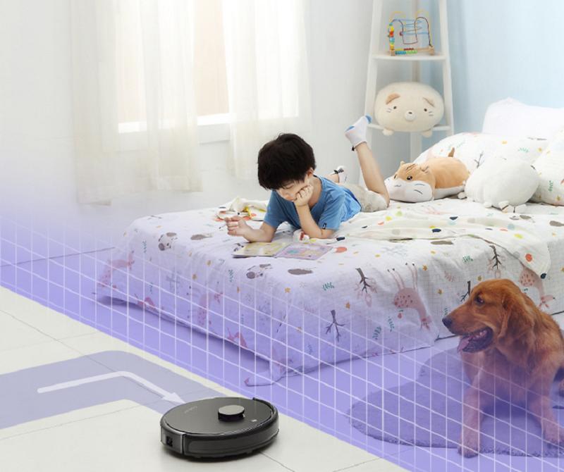 科语小黑匣扫地机器人:全新开启智能清扫时代